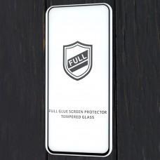 Защитное стекло для Xiaomi Redmi Note 10 Pro Full Glue Люкс черное