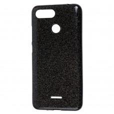 Чехол для Xiaomi Redmi 6A Shiny dust черный