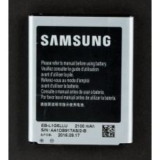 Аккумулятор для Samsung i9300 Galaxy S3/EB-L1G6LLU 2100mAh