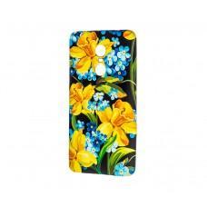Чехол для Xiaomi Redmi Note 4x Star case цветы